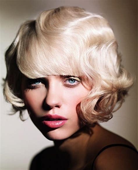 retro hairstyles curls vintage curly hairstyles