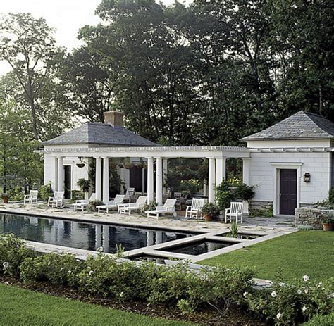 an airy connecticut poolhouse architectural digest 28 the connecticut pool house 4 connecticut pool