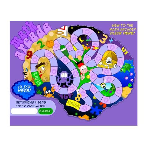 Mat Arcade by The Best For Gifted Children To Play At Home Or School