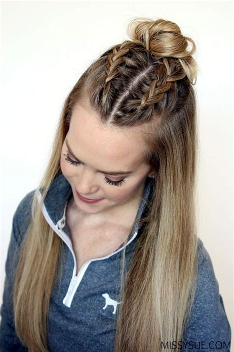 simple hairstyles for college party 15 best ideas about easy school hairstyles on pinterest