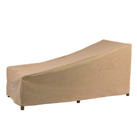 outdoor chaise covers duck covers essential 74 in l patio chaise lounge cover