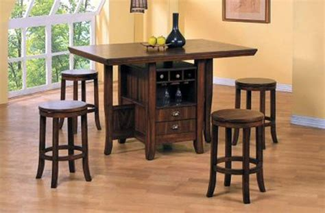 Kitchen Island With Dining Table Attached - island kitchen table with storage roselawnlutheran