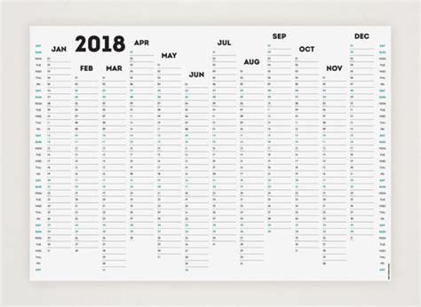 printable wall planner 2016 nz white out 2018 wall planner