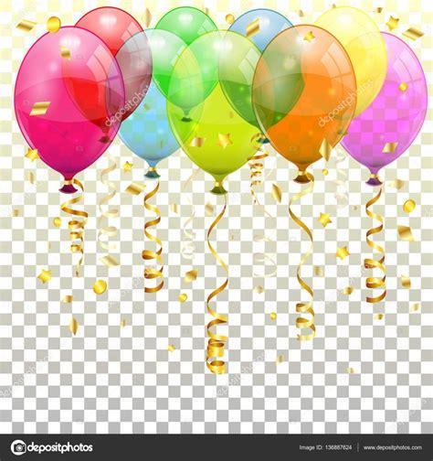 imagenes vectores sin fondo fondo de fiesta con globos vector de stock 169 talexey