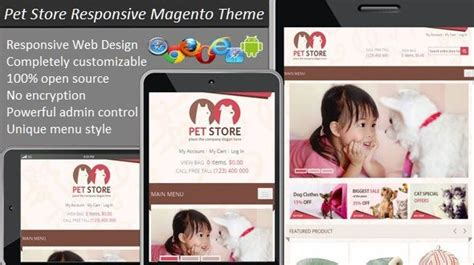magento themes pet store pet store magento theme themes templates