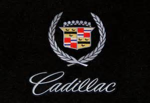 Cadillac Logo Ducks Custom Fit Mats For All Years And Models Of Cadillac Cars