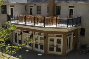 deck with sunroom deck top sunroom 2