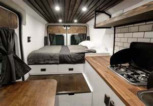 Simple 1 Story House Plans the biggie dodge ram promaster van conversion by native