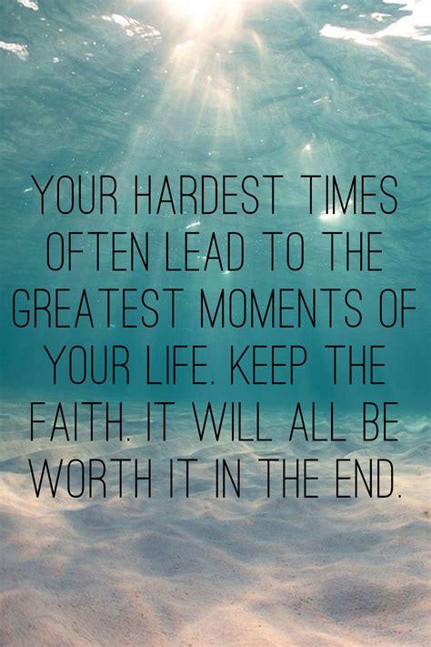 keeping faith inspirational quotes to keep faith quotesgram