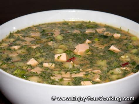 recipes from my russian okroshka recipe my homemade food recipes tips enjoyyourcooking