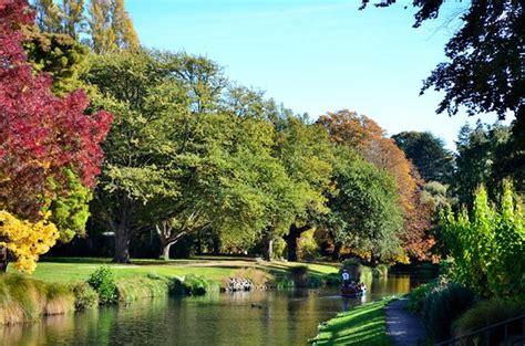 Garden Christchurch Nz Christchurch Botanic Gardens Picture Of Christchurch