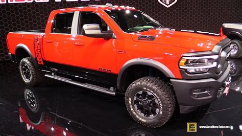 2020 Dodge Power Wagon 2500 by 2020 Ram 2500 Power Wagon Exterior And Interior