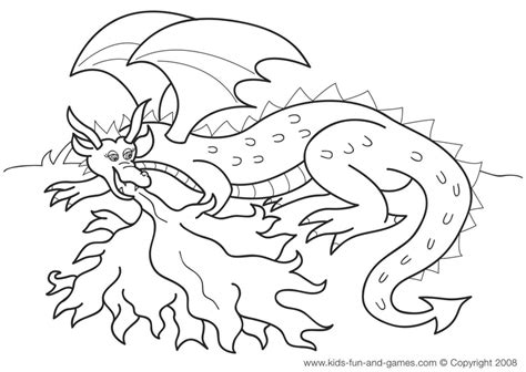 coloring pictures of dragons breathing fire dragon coloring pages 2018 dr odd