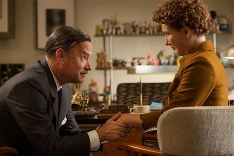 saving mr banks saving mr banks thompson and tom hanks