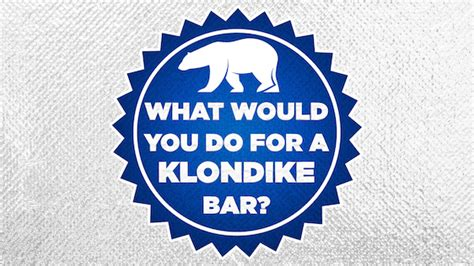 What Would You Do For A Klondike Bar Meme - what would you do for a klondike bar game sermon