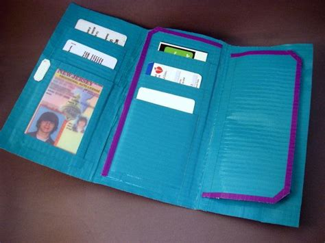 printable instructions how to make a duct tape wallet duct tape wallet instructions printable duct tape wallet