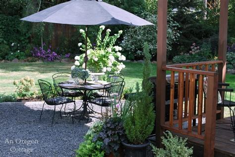 diy cheap backyard makeovers the backyard makeover reveal an oregon cottage