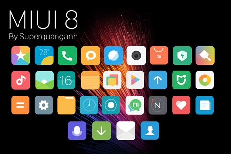 miui themes pack zip miui 8 icons by superquanganh by superquanganh on deviantart