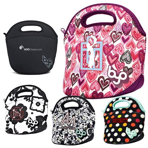 Byo Lunch Set 1 byo neoprene express lunch bag femme promo