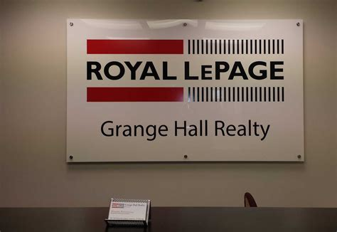 Acrylic Sign reception signs toronto lobby signs office signs