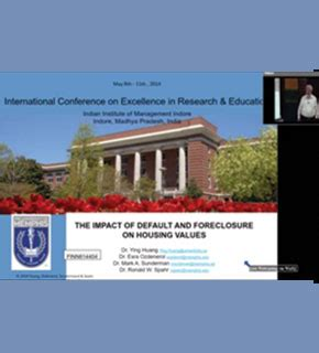 Iim Indore Distance Mba by Quot Iim Indore Conference Live Via Wiziq Quot