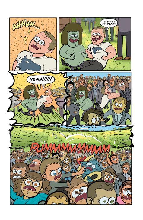 Trek Spotlight Volume 1 Graphic Novel Ebooke Book regular show original graphic novel vol 1 hydration book by connor tessa