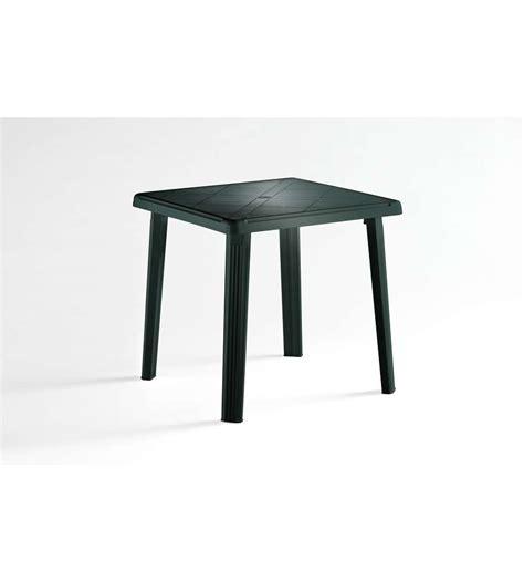 tavolo verde tavolo verde da giardino quot rodi quot 75x75 cm