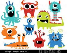 clipart de monstre monstres clip art clipart anniversaire