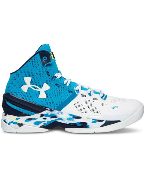 armour sneakers mens armour s curry two basketball sneakers from