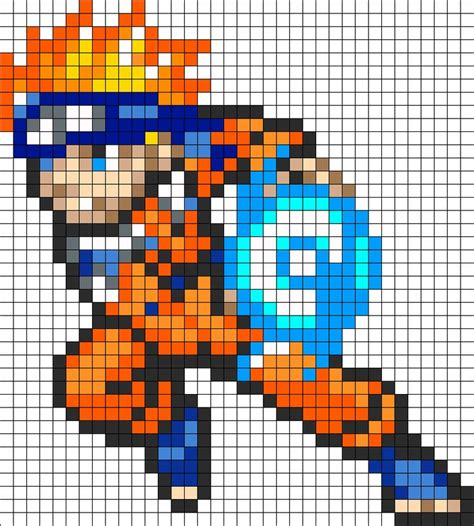 minecraft anime pixel templates perler bead pattern pixel patterns