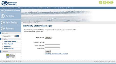 javascript newspaper layout guernsey electricity website 183 freelance web development