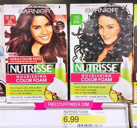 highest rated foam hair color 2 49 reg 7 garnier nutrisse foam hair color at target