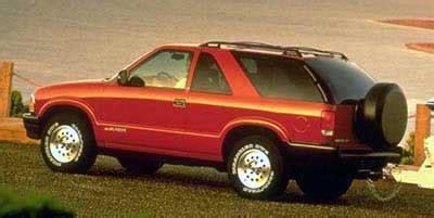 how to fix cars 1997 chevrolet blazer parental controls 1997 chevrolet blazer iseecars com