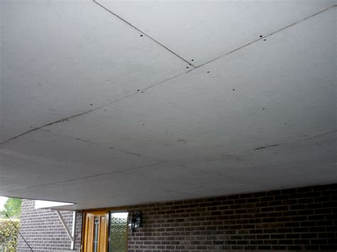 Garage Ceiling Insulation Board by Asbestos Images Asbestos Services