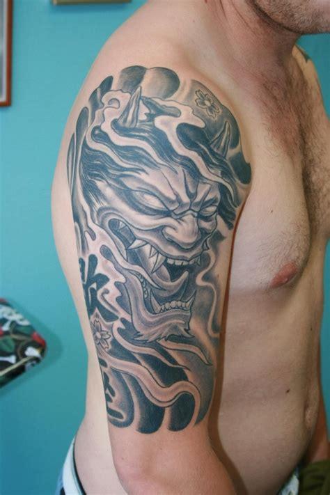 30 Groovy Half Sleeve Tattoos For Men Creativefan Half Sleeve Tattoos For