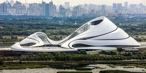 Harbin Opera House by Exclusive Mad Architects Harbin Opera House Wac