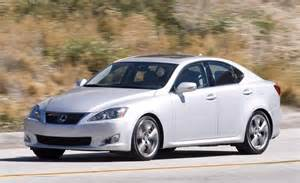 2009 Lexus Is 350 Car And Driver