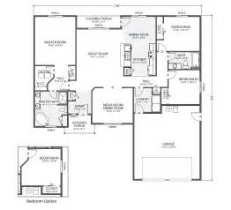 Rambler Floor Plan by Jackson Ridge True Built Home
