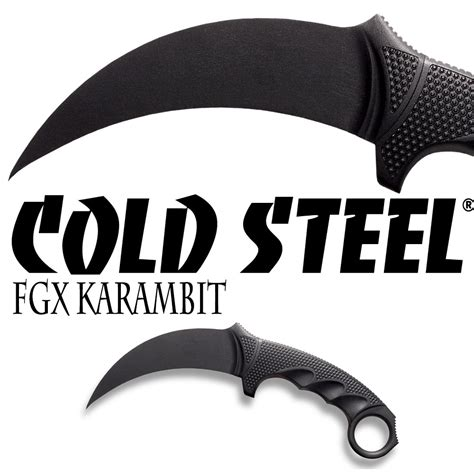 cold steel karambit review cold steel fgx karambit