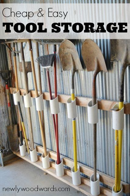 Garage Shelving For Tools Best 25 Garage Storage Ideas On