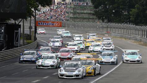 Porsche Carrera Cup Deutschland Live Stream by Porsche Carrera Cup Starts Carrrs Auto Portal