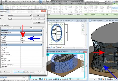 curved curtain wall revit revit curved curtain wall panel curtain menzilperde net