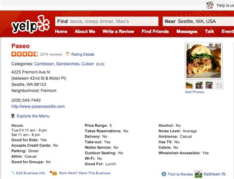 Mit Study Analyzes Deceptive Online Reviews Written By Loyal Customers Geekwire Yelp Review Template