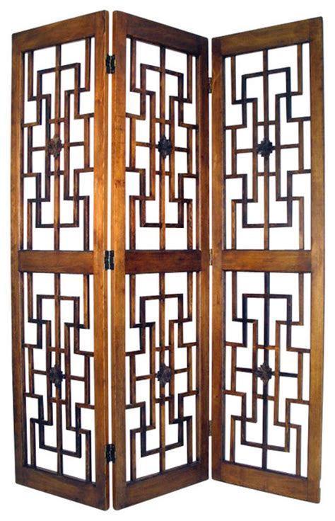 Asian Room Divider Wayborn Chamber Room Divider In Brown Asian Screens And Room Dividers By Cymax