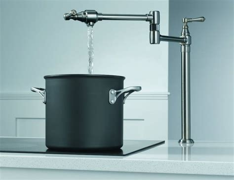 deckmounted pot filler faucet by brizo faucets