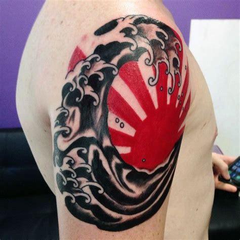 tattoo japanese sun 25 best ideas about japanese sun tattoo on pinterest