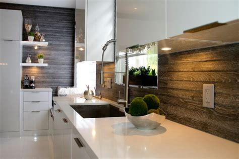 wood backsplash ideas 6 backsplash ideas that aren t tile