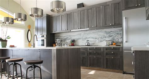 kitchen cabinet stain grey wood stained kitchen cabinets