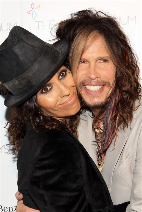 linda perry and joe perry related steven tyler and linda perry photos photos the art of