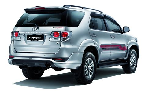 Toyota 2 Model New Model 2016 Toyota Fortuner Pics Rear Carblogindia